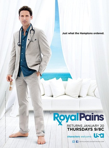Watch Movie Royal Pains - Season 5