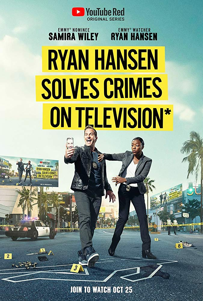 Watch Movie Ryan Hansen Solves Crimes On Television - Season 1