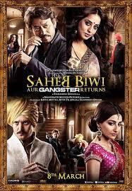 Watch Movie Saheb Biwi Aur Gangster Returns