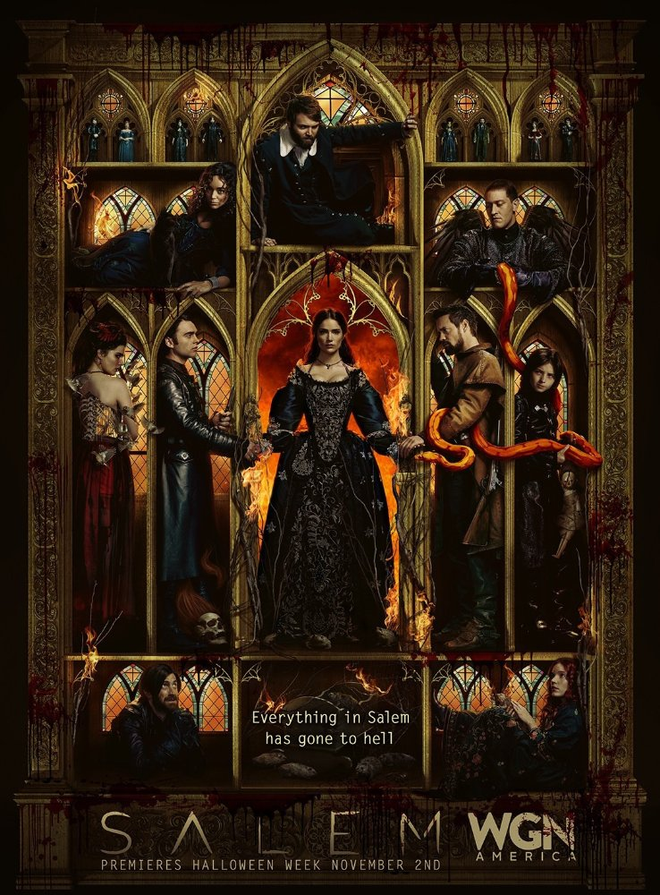 Watch Movie Salem - Season 3