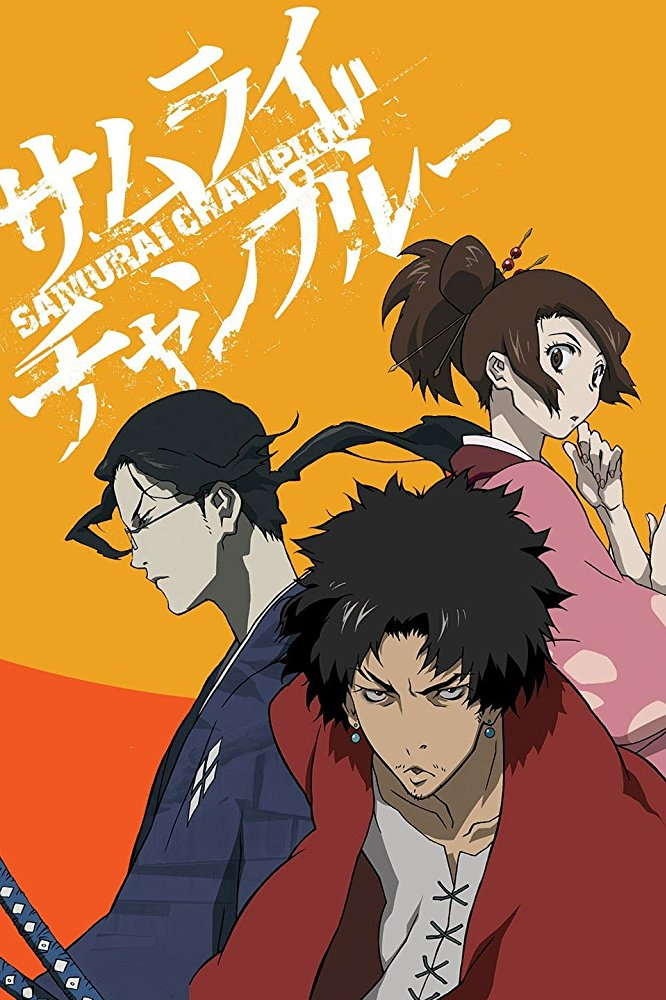 Watch Movie Samurai Champloo - Season 1