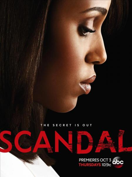 Watch Movie Scandal - Season 3
