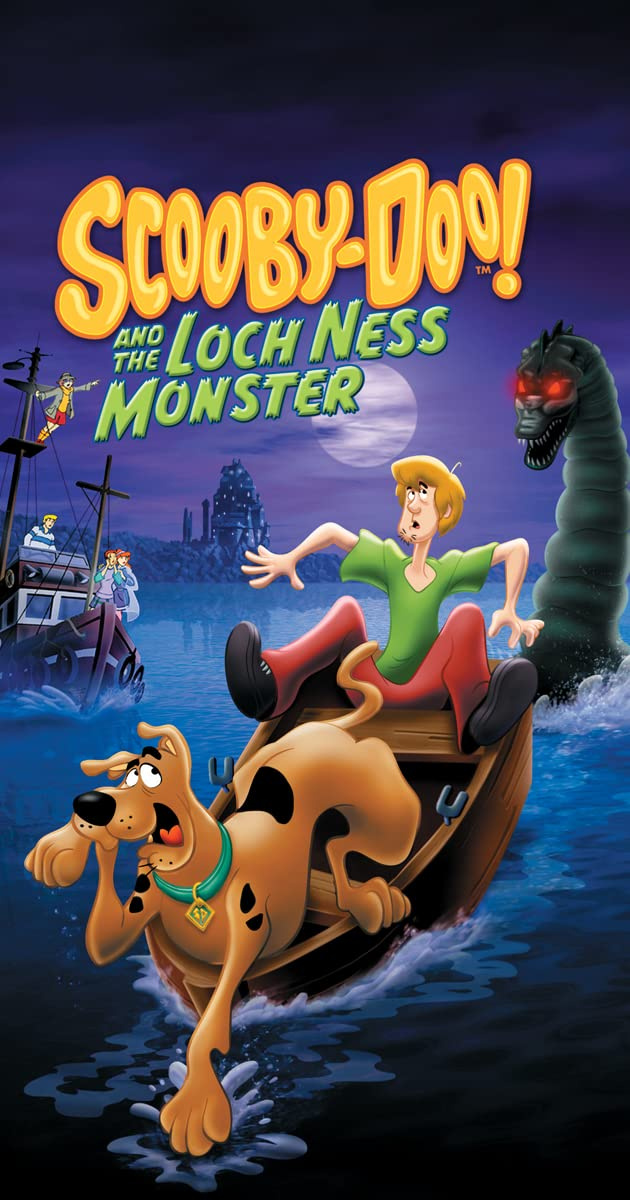 Watch Movie Scooby-Doo and the Loch Ness Monster