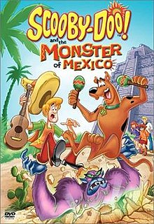 Watch Movie Scooby-Doo and the Monster of Mexico