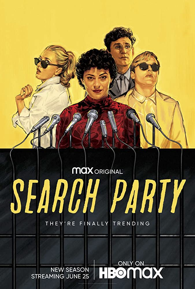 Watch Movie Search Party - Season 4