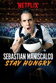 Watch Movie Sebastian Maniscalco: Stay Hungry
