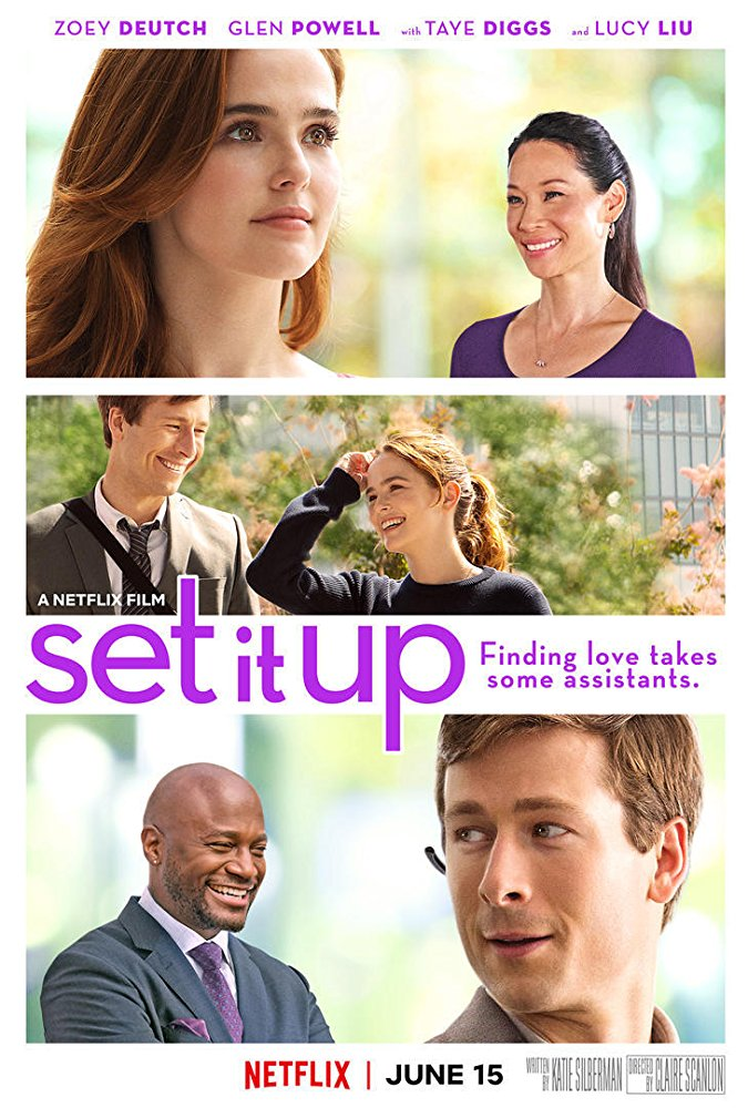 Watch Movie Set It Up