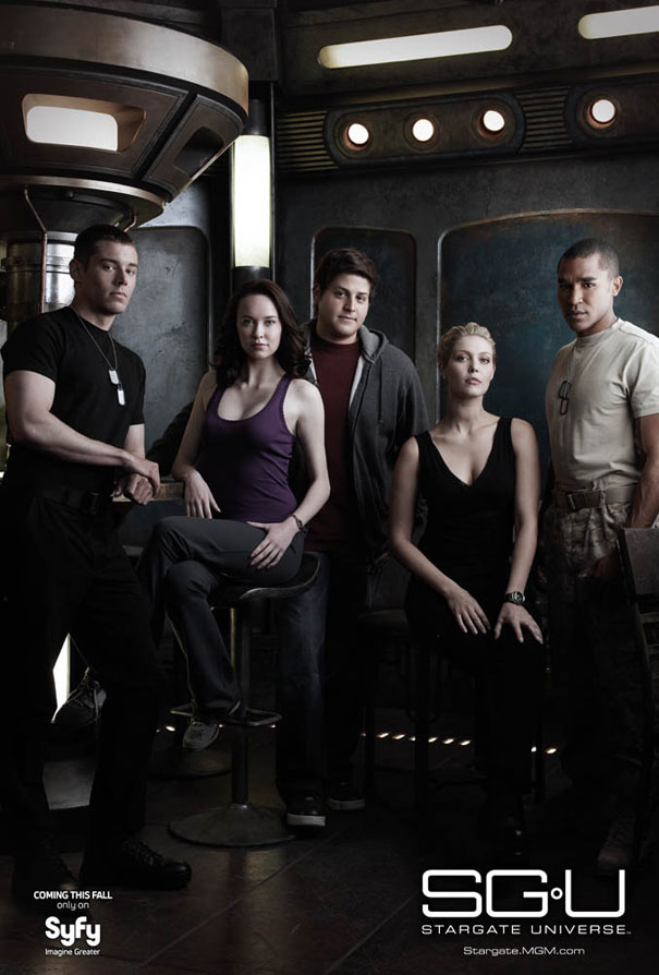 Watch Movie SGU Stargate Universe - Season 1