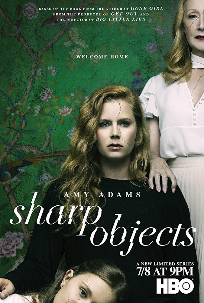 Watch Movie Sharp Objects - Season 1