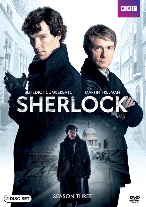 Watch Movie Sherlock - Season 3