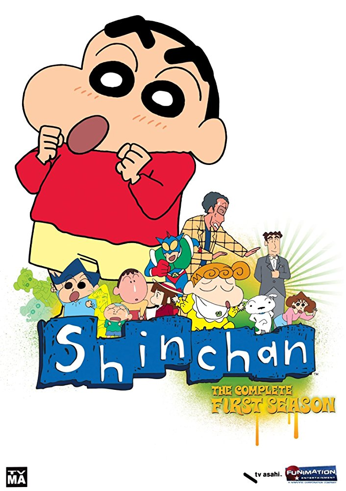 Watch Movie Shin Chan - Season 2