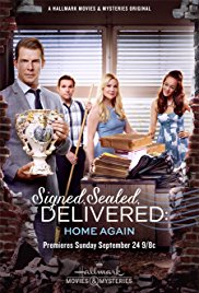 Watch Movie Signed, Sealed, Delivered: Home Again