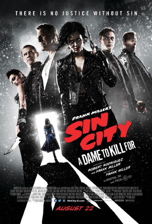 Watch Movie Sin City: A Dame To Kill For