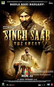 Watch Movie Singh Saab The Great