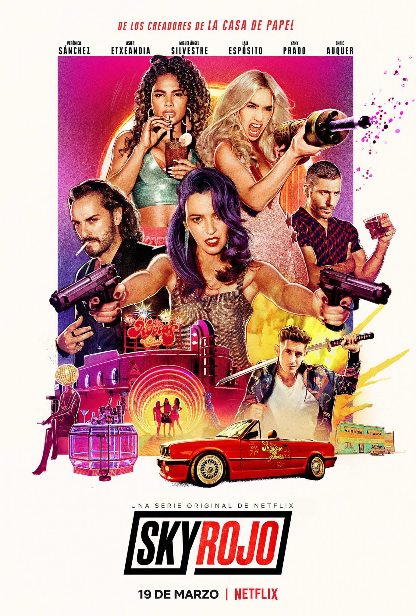 Watch Movie Sky Rojo - Season 1