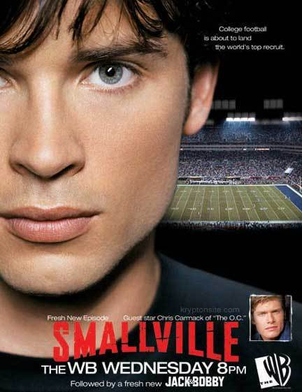 Watch Movie Smallville - Season 4