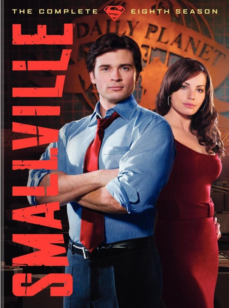 Watch Movie Smallville - Season 8