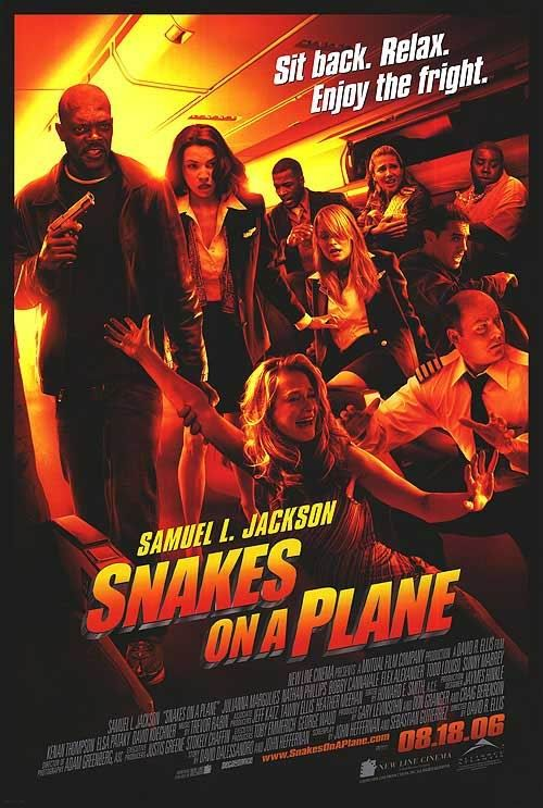 Watch Movie Snakes on a Plane