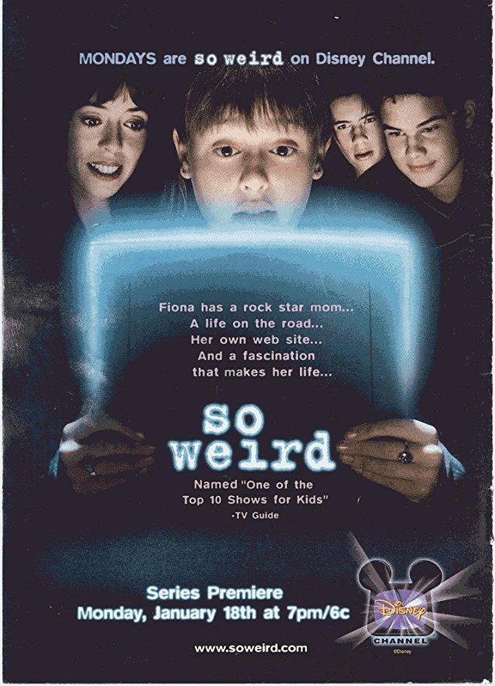 Watch Movie So Weird - Season 3