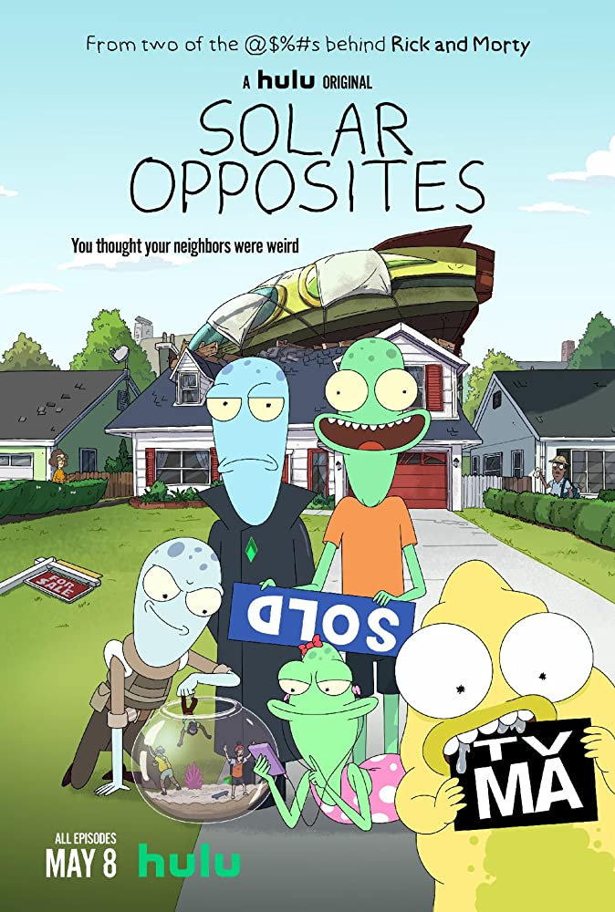 Watch Movie Solar Opposites - Season 1