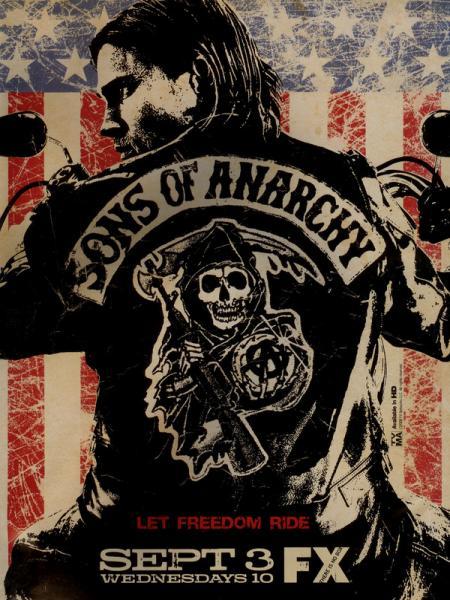Watch Movie Sons Of Anarchy - Season 1