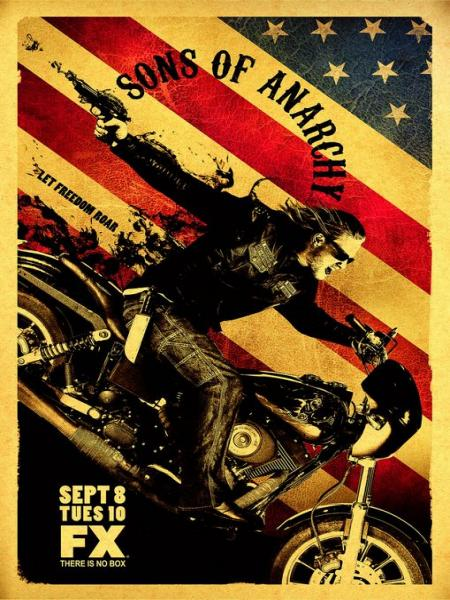Watch Movie Sons Of Anarchy - Season 2