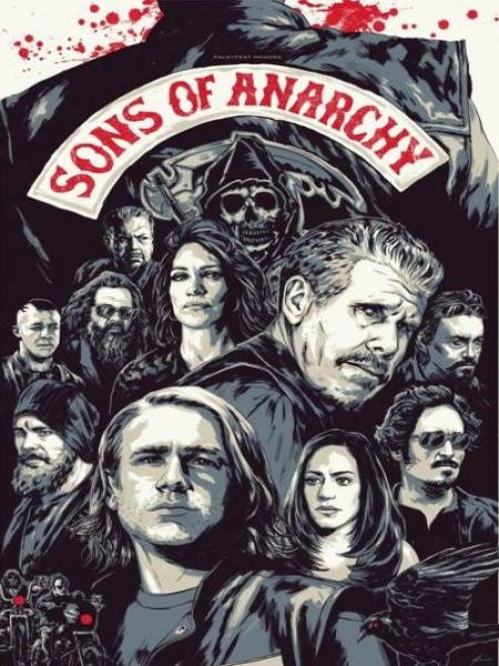 Watch Movie Sons Of Anarchy - Season 4