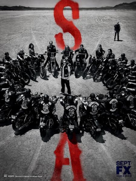 Watch Movie Sons Of Anarchy - Season 5