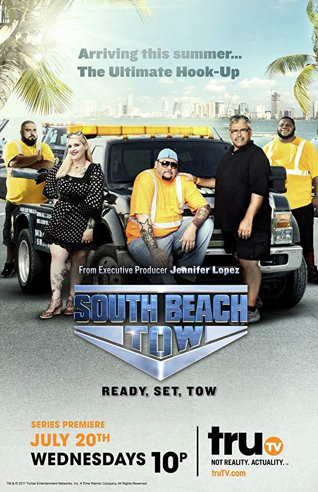 Watch Movie South Beach Tow - Season 3