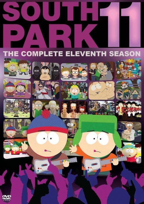 Watch Movie South Park - Season 11