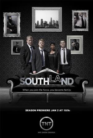 Watch Movie Southland - Season 4