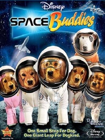 Watch Movie Space Buddies