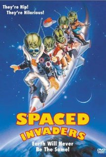 Watch Movie Spaced Invaders