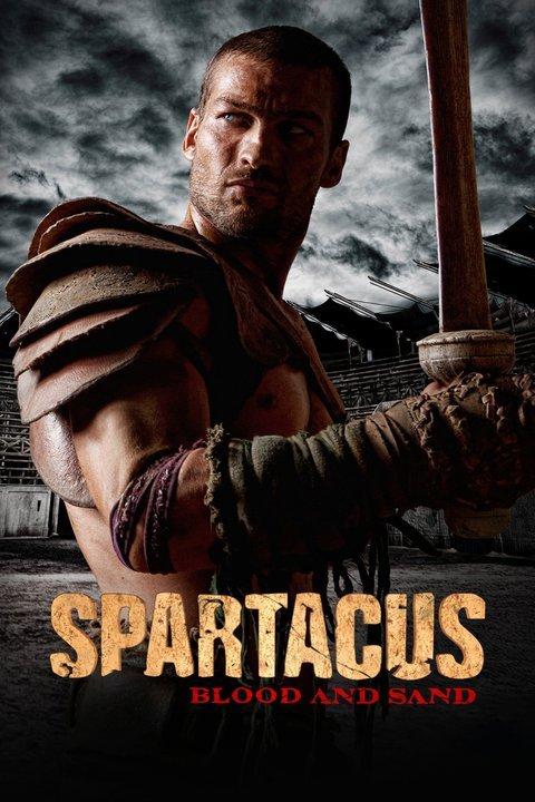 Watch Movie Spartacus Blood and Sand - Season 1