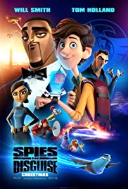 Watch Movie Spies in Disguise