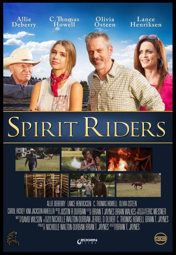 Watch Movie Spirit Riders