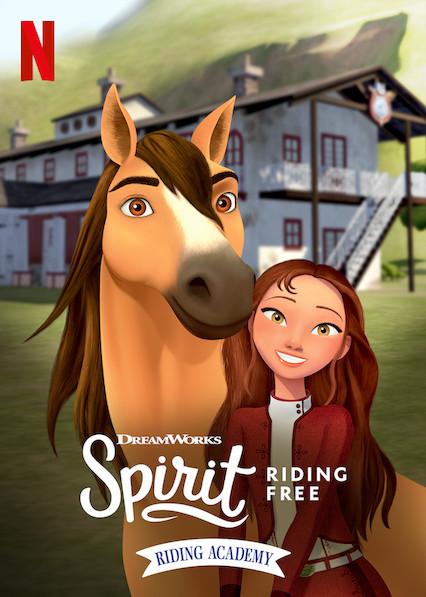Watch Movie Spirit Riding Free: Riding Academy - Season 2