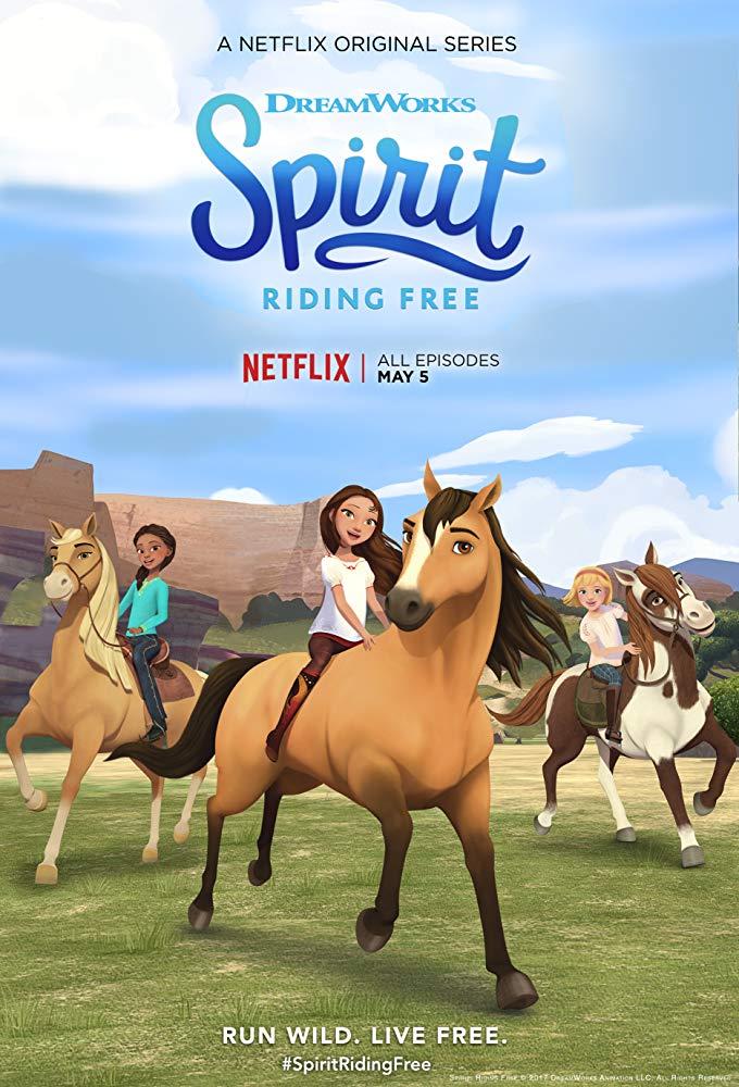 Watch Movie Spirit: Riding Free - Season 7
