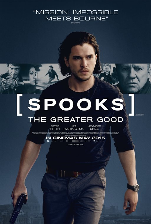 Watch Movie Spooks: The Greater Good
