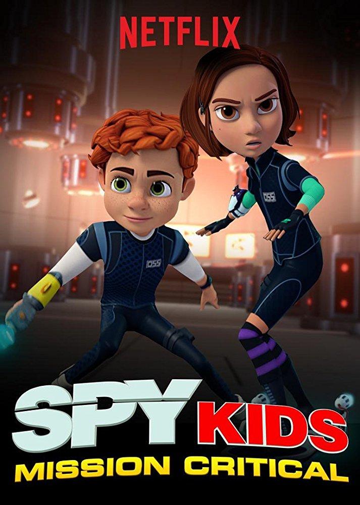 Watch Movie Spy Kids: Mission Critical – Season 1