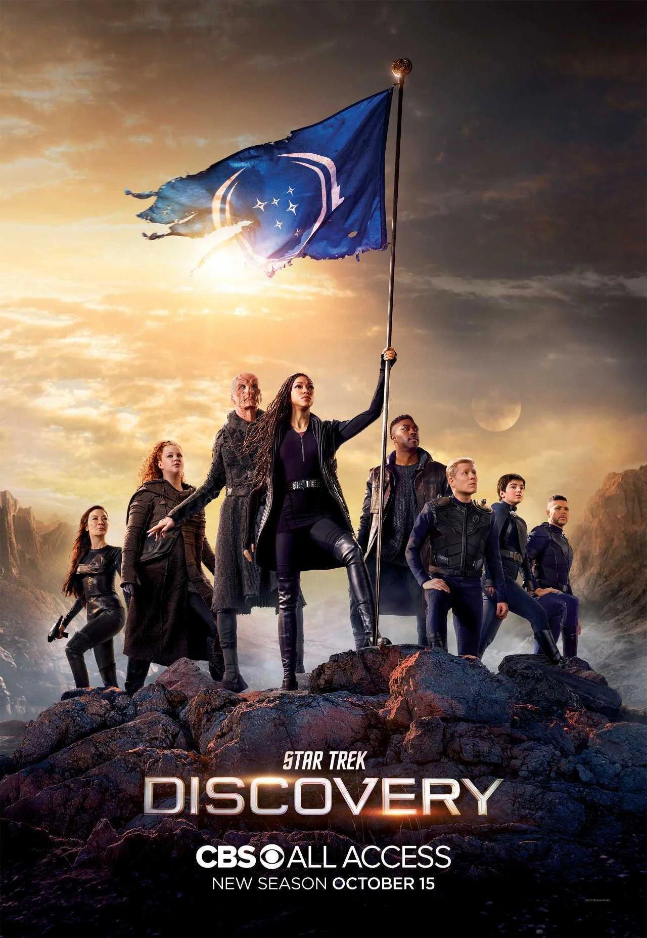 Watch Movie Star Trek: Discovery - Season 3