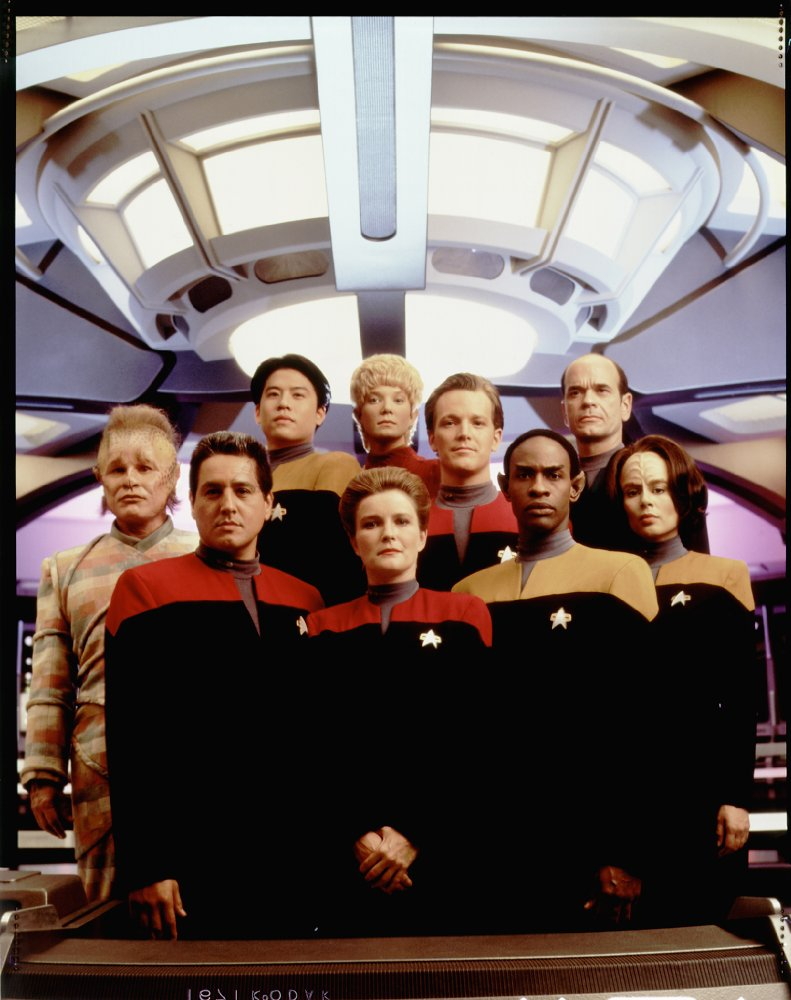 Watch Movie Star Trek: Voyager - Season 2