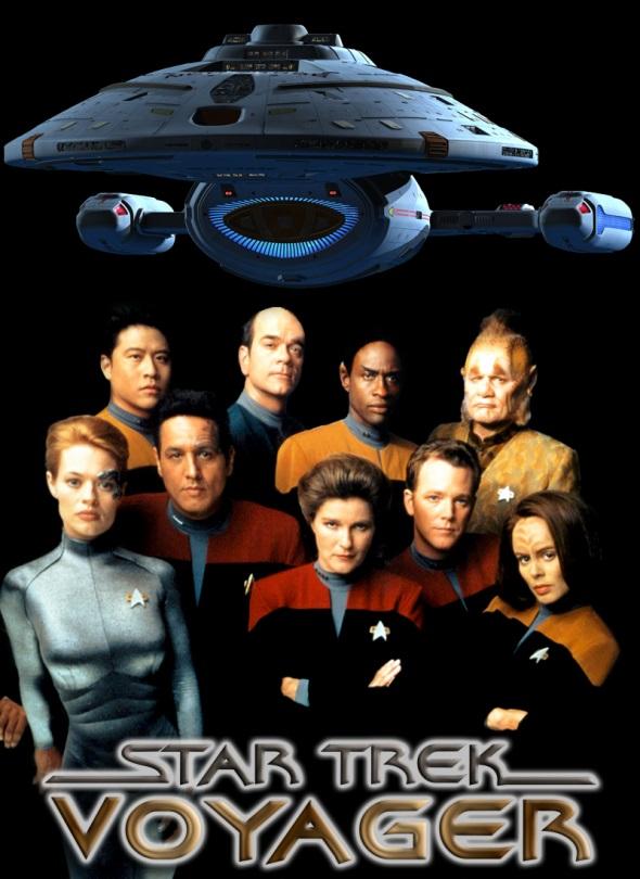 Watch Movie Star Trek: Voyager - Season 3
