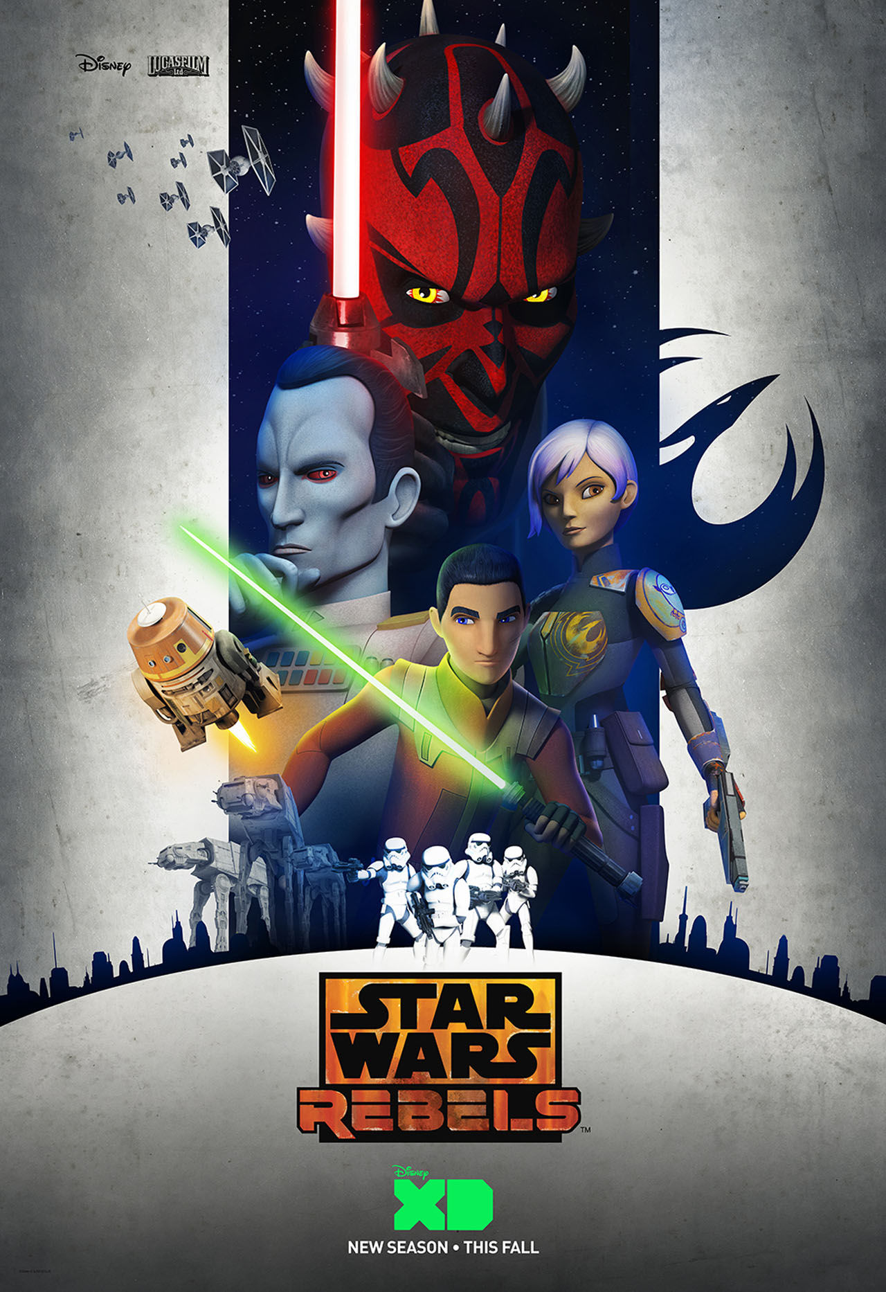 Watch Movie Star Wars Rebels - Season 3