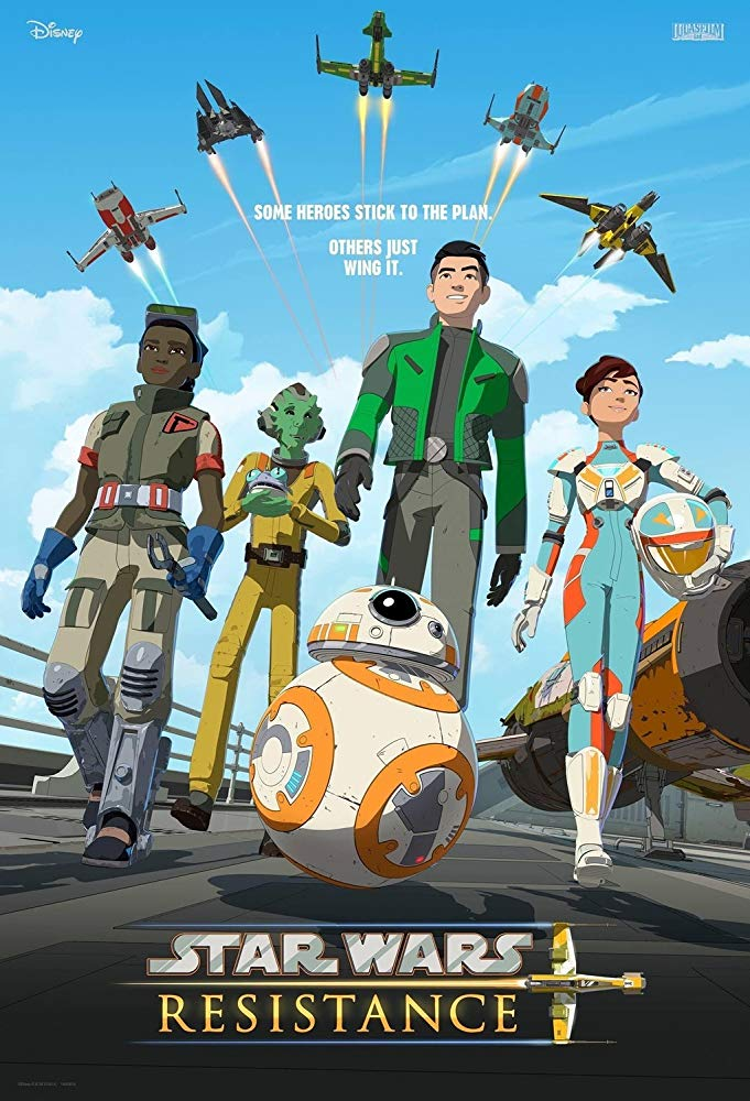 Watch Movie Star Wars Resistance - Season 1