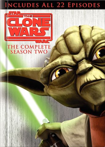 Watch Movie Star Wars: The Clone Wars - Season 2