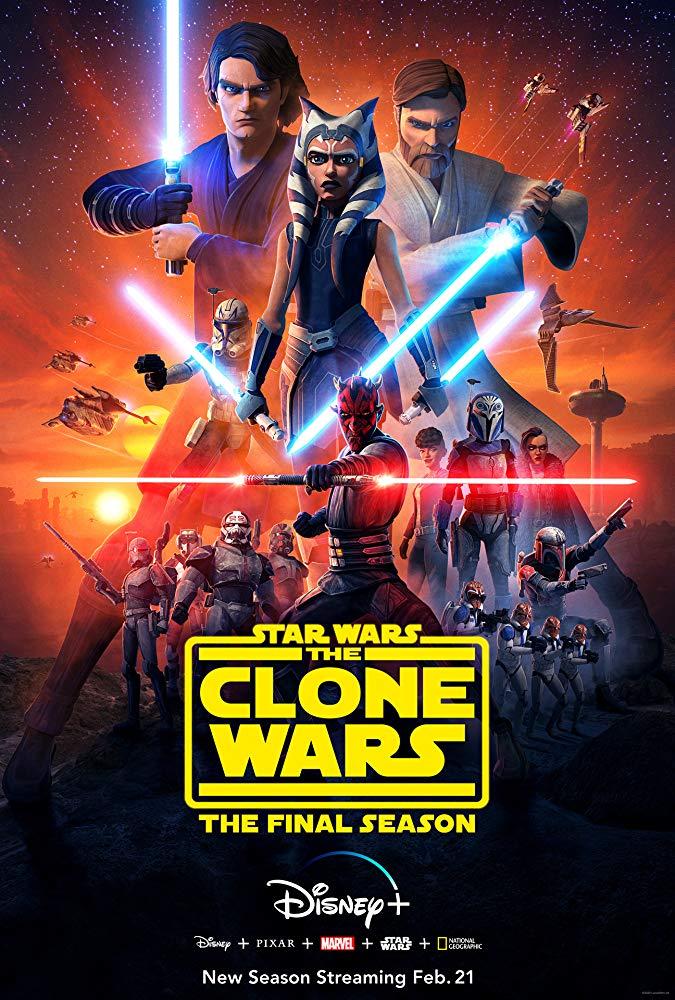 Watch Movie Star Wars: The Clone Wars - Season 6