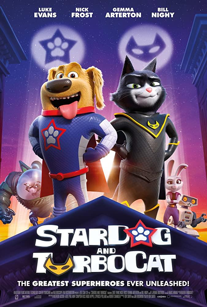 Watch Movie StarDog and TurboCat