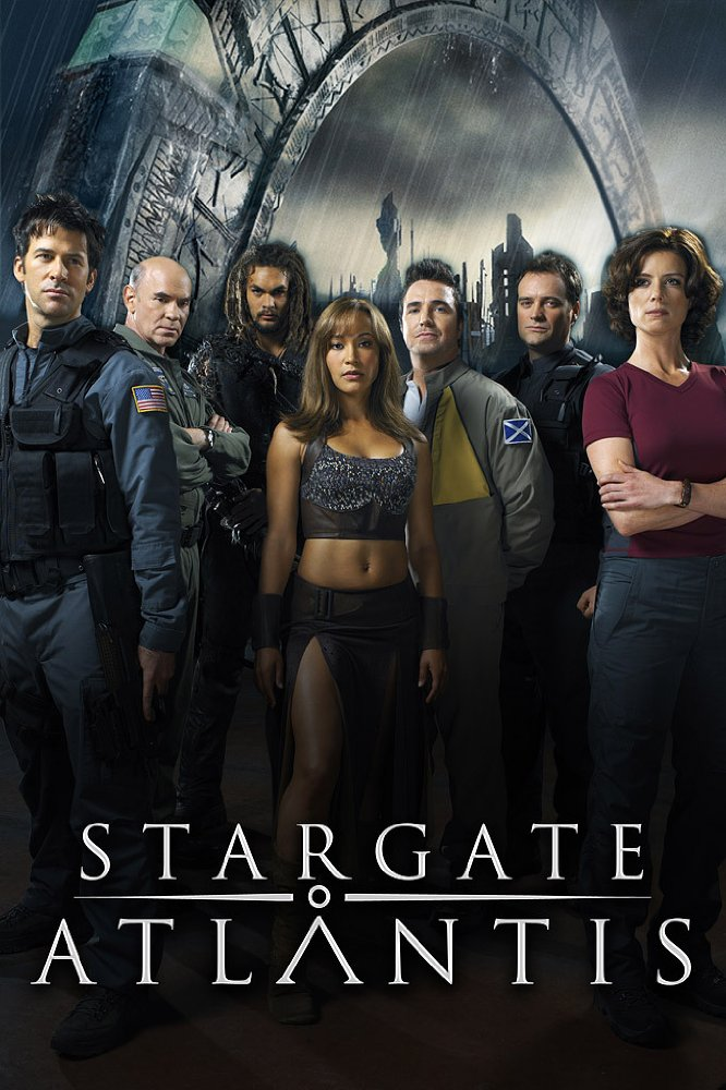 Watch Movie Stargate Atlantis - Season 2
