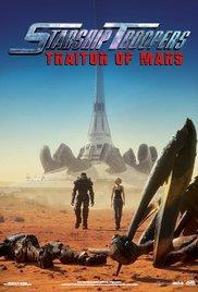 Watch Movie Starship Troopers: Traitor of Mars